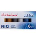Zestaw Jeans, Talia 30/70m Nokton 80C/150m 6 kol.